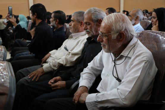 بزرگداشت روز سالمند در رفسنجان برگزار شد / تصاویر