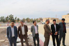 ایجاد پارک محله ای با توجه به نیاز هر منطقه در شهر رفسنجان
