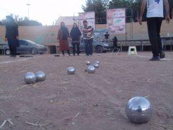اولین دوره مسابقات پتانک جام مهر در رفسنجان برگزار شد / عکس