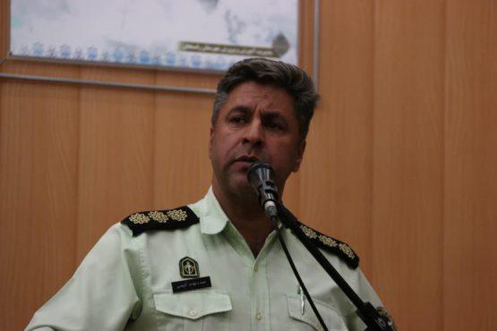 انهدام باند سرقت مسلحانه در رفسنجان /همکاری مردم در چهارشنبه سوری قابل تقدیر است