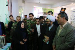 جشنواره اشتغال جهادی، مهارت و همدلی در رفسنجان آغاز بکار کرد / عکس