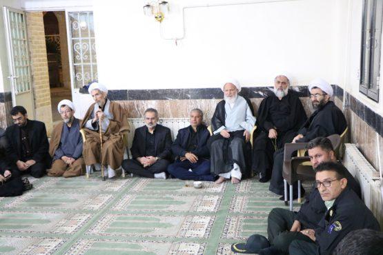 دومین سالگرد ارتحال یار دیرین امام (ره) و رهبری در رفسنجان برگزار شد / عکس