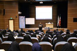 دوره بازآموزی مربیان موسسات قرآنی در رفسنجان برگزار شد / عکس