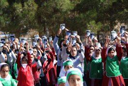 افتتاح المپیاد ورزشی درون مدرسه ای همراه با جشن چهلمین سال انقلاب در مجتمع علوی رفسنجان / تصاویر