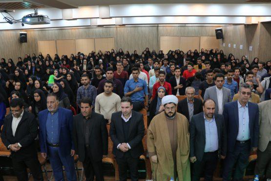 بزرگداشت روز دانشجو در دانشگاه پیام نور رفسنجان برگزار شد / عکس