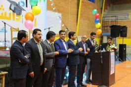 مراسم گرامیداشت 16 آذر با حضور دانشجویان دانشگاه علوم پزشکی رفسنجان برگزار شد / عکس
