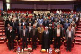 یادمان اولین شهید شاعر کشور در رفسنجان برگزار شد/ عکس