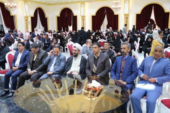 جشن بزرگداشت روز معلولین و تجلیل از معلولین موفق در رفسنجان برگزار شد / تصاویر