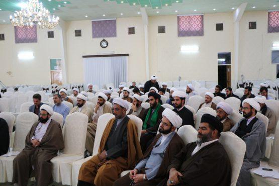 همایش ائمه جماعات مدارس در رفسنجان برگزار شد / تصاویر