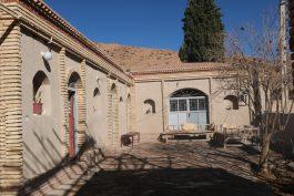 اولین خانه بوم گردی در دهکده تاریخی اودرج رفسنجان افتتاح شد / تصاویر