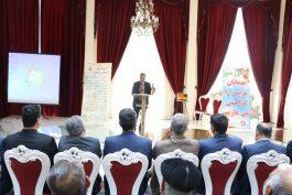 همایش آموزش تخصصی ویژه سالمندی در رفسنجان برگزار شد / عکس