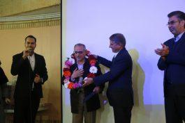 تجلیل از داوطلبین سلامت در رفسنجان / تصاویر