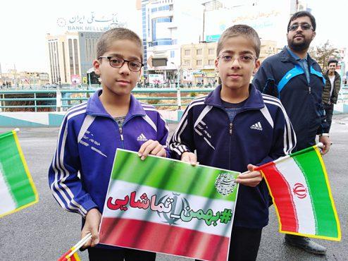 بهمن تماشایی در رفسنجان رقم خورد / گزارش تصویری(۲)