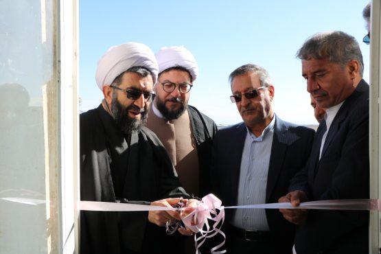 30 طرح عمرانی روستایی در رفسنجان افتتاح شد / عکس