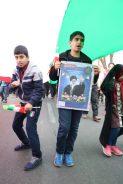نسل چهارم و پنجم انقلاب هم آمدند به کوری چشم یاوه گویان / تصاویر