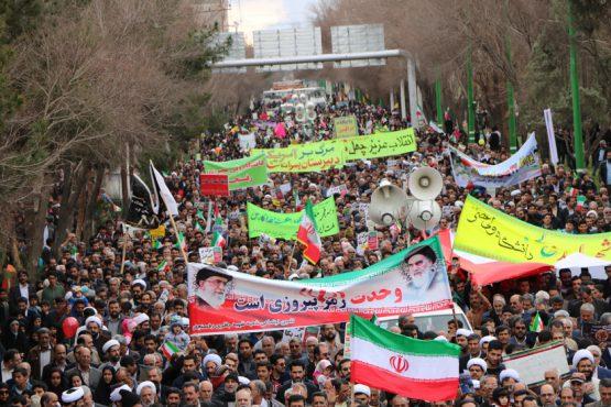 دعوت امام جمعه و فرماندار رفسنجان برای حضور در راهپیمایی ۲۲ بهمن