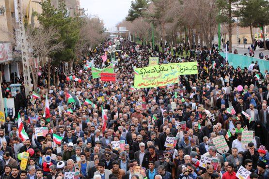 دعوت امام جمعه و فرماندار رفسنجان برای حضور در راهپیمایی یوم الله ۱۳ آبان