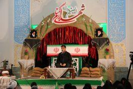 اولین یادواره شهدای گمنام دانشگاه آزاد رفسنجان برگزار شد / تصاویر