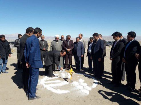 سه طرح آبرسانی در روستاهای  رفسنجان کلنگ زنی و افتتاح شد + تصاویر