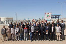 افزایش حجم انتقال فرآوردههای نفتی با راهاندازی تأسیسات جدید انتهایی کرمان