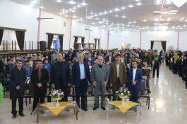 اولین همایش دانش آموزی مهدویت در رفسنجان برگزار شد / تصاویر