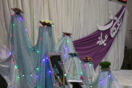 اعتکاف عیدانه در مسجد جامع رفسنجان / تصاویر