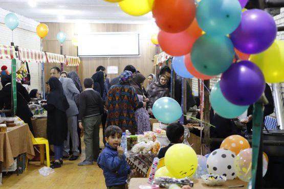 جشنواره کودکان کارآفرین در رفسنجان برپا شد / عکس