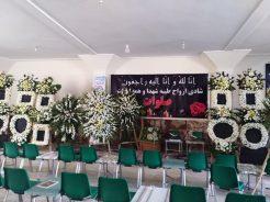 لاکچری بازی که مراسم یادبود اموات در رفسنجان را درگیر کرده+ عکس