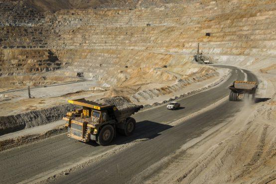 عبور از تولید هدفگذاری شده معدن مس سرچشمه