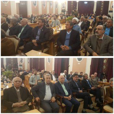 برگزاری مراسم بزرگداشت استاد باستانیپاریزی در باغ موزه نگارستان دانشگاه تهران