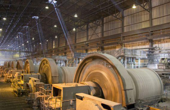 تولید بیش از انتظار در کارخانجات تغلیظ سرچشمه