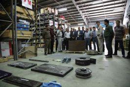 فعال شدن کارگاههای صنعتی و تولید کسب و کار در رفسنجان با ساخت قطعات برای مجتمع مس سرچشمه