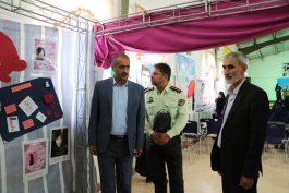سومین جشنواره سلامت روان دانش آموزی در رفسنجان برگزار شد / عکس