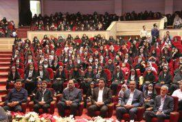اختتامیه مسابقات حفظ بین شعب جامعه القرآن و مدارس امام حسن مجتبی(ع) در رفسنجان برگزار شد / تصاویر