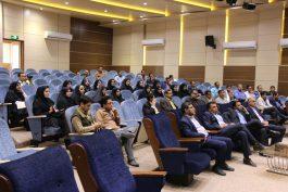 کلاس درس ارتباطات برای مسئولان روابط عمومی و اصحاب رسانه در رفسنجان / عکس