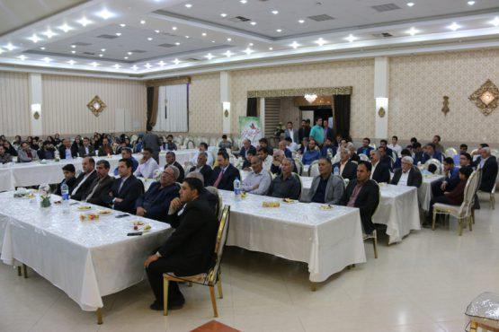برگزاری جشن گلریزان در حمایت از خانواده زندانیان نیازمند در رفسنجان / 240خانواده زندانی تحت پوشس انجمن حمایت از زندانیان قرار دارند