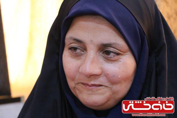 دیدار خانه خشتی با خانواده شهید مدافع حرم غلام حیدر خلیلی