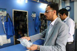 5 واحد صنفی در رفسنجان به دلیل گران فروشی پلمپ شد /تصاویر