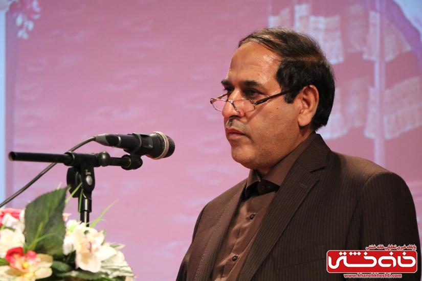 مجید فصیحی هرندی فرماندار رفسنجان