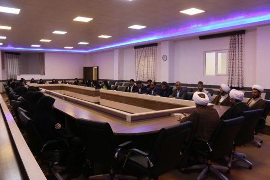 گردهمایی متدبرین شهرستان رفسنجان برگزار شد