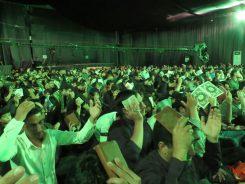 احیای آخرین لیله القدر رمضان 98 در مساجد و تکایای رفسنجان/گزارش تصویری