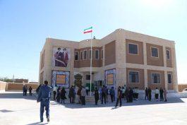 ساختمان پلیس آگاهی رفسنجان افتتاح شد / تصاویر