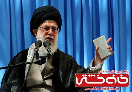 استغاثه ی رهبر انقلاب در خرداد88 سلاح برنده و راهبردی در برابر فتنه بود