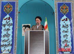 نماز جمعه قرارگاه فرهنگی انقلاب اسلامی است