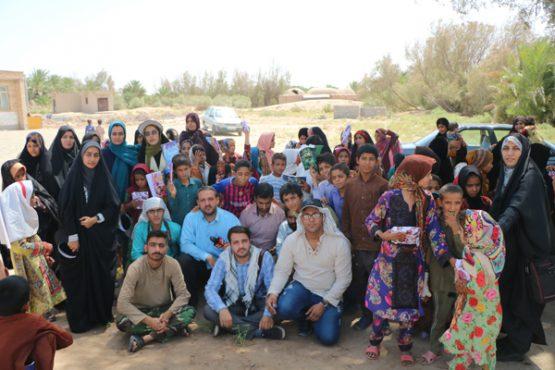 اولین اردوی جهادی بسیج رسانه رفسنجان برگزار شد / تصاویر