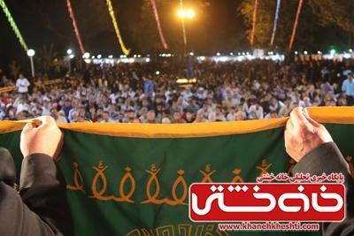 رفسنجان میزبان جشن مردمی زیر سایه خورشید + تصاویر