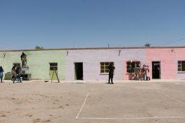آغاز اردوهای طرح هجرت دانش آموزی در رفسنجان + عکس