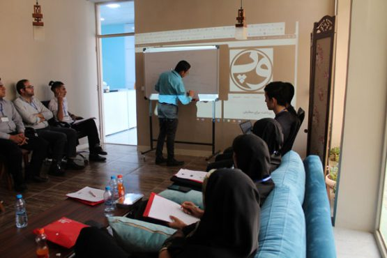 اولین ورکشاپ تخصصی ورد پرس در رفسنجان برگزار شد / تصاویر