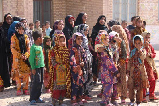 روستاهای آمیخته با درد  و محرومیت ریگان / آرزوهای کودکانه در انتظار توجه مسئولین