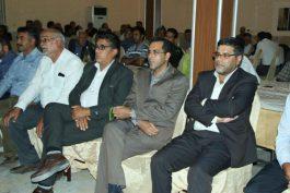 جلسه هم اندیشی خادمین موکب امام علی(ع) و مسئولین بخش فردوس برگزار شد / عکس